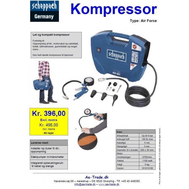 Kompressor, HC 24 DC