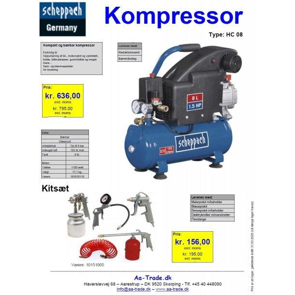 Kompressor, HC 08