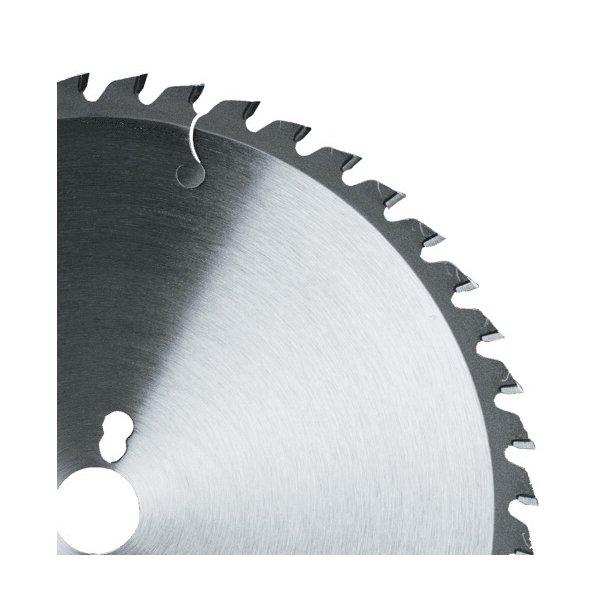 Rundsavklinge HM 255 x2,8x30 mm. Z=48