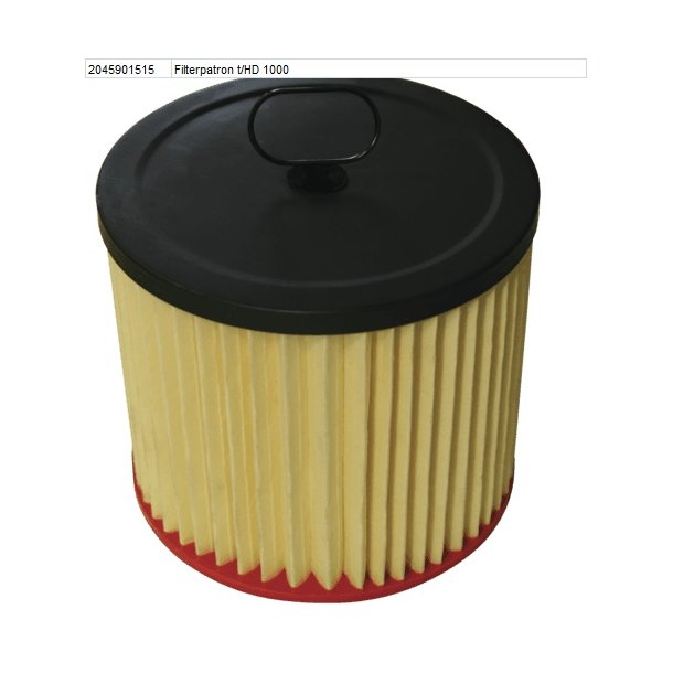 Filterpatron t/HA 1000
