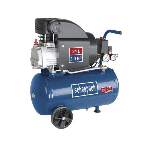 Kompressor, HC 25,