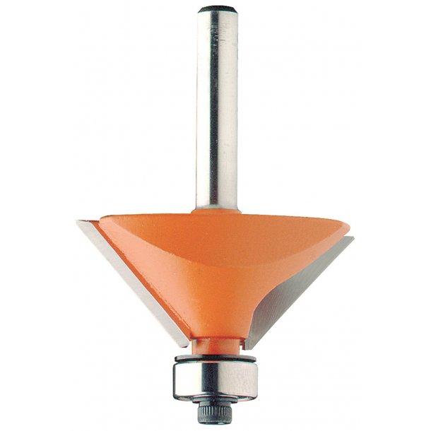 Fasfræser HM 31,7 x 11 45° mm. K8