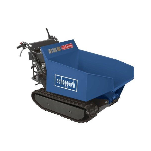 Mini dumper 6,5 hk., benzin larvebånd, DP 5000