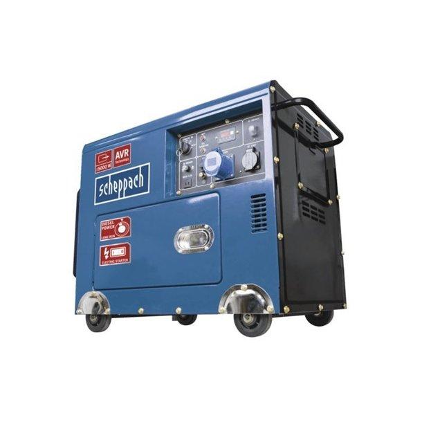 Generator diesel 5000 watt SG5100D