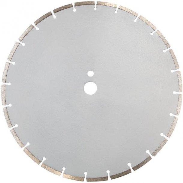 Diamantskæreskive segmenteret 350 x 25,4 mm. t/HSM 3500