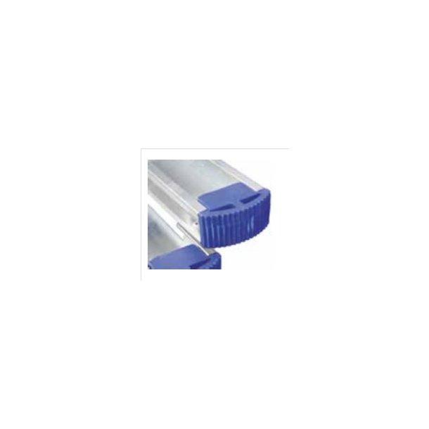 Dupsko, standard blå gummi, t/enkelt- og skydestiger