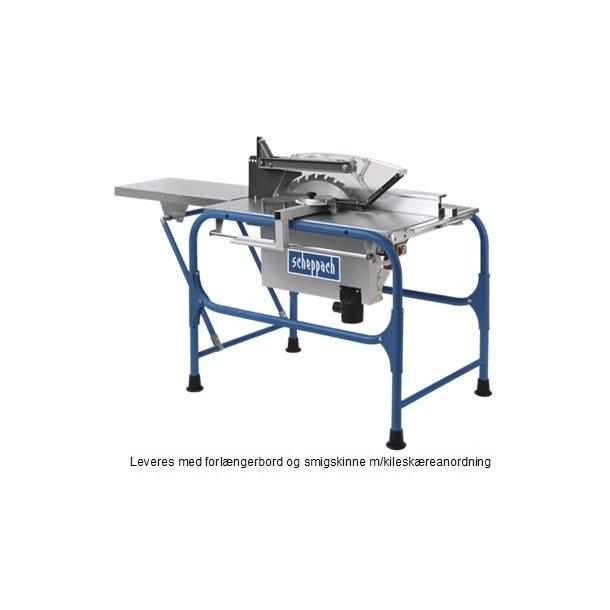 Byggepladssav Structo 5,0, 500 mm.,  4200 watt, 400 volt