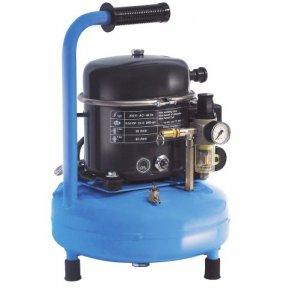 Lydsvage kompressorer